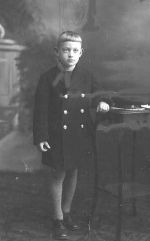Foto van Peet omstreeks 1930